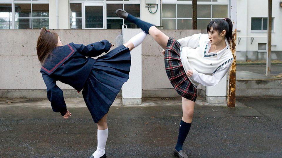 High Kick Girl movie review