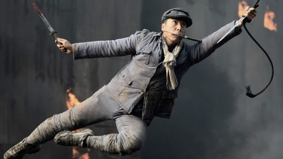 Legend of The Fist Return of Chen Zhen movie review