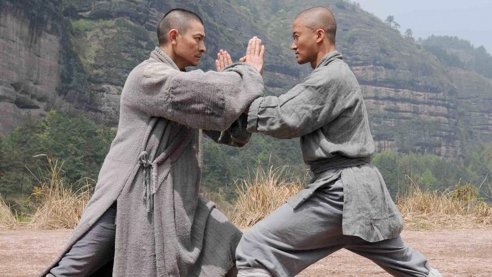 Shaolin movie review