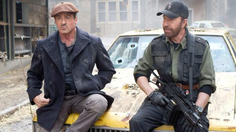 Expendables 2 movie review