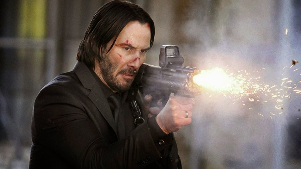John Wick movie review