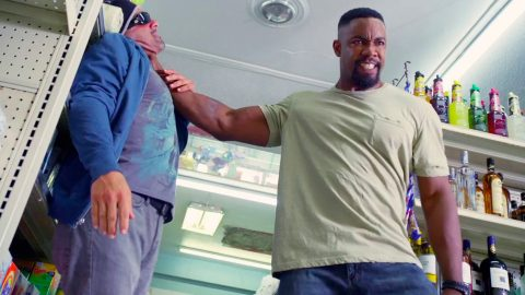 Falcon Rising movie review