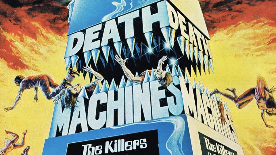 Death Machines Movie Review