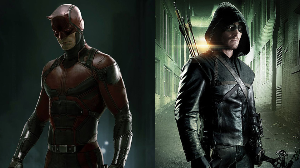 Arrow and Daredevil