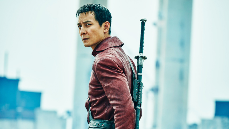 Into The Badlands DVD Giveaway