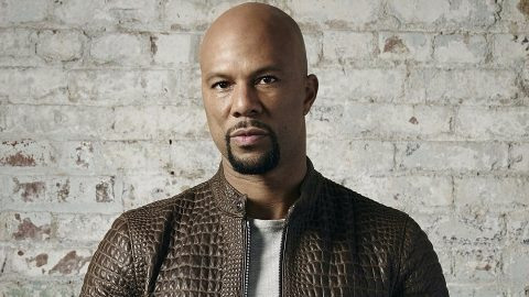 Common as Black Samurai in Jerry Bruckheimer's TV Show