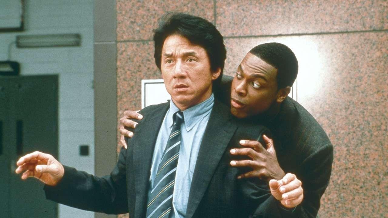 Rush Hour of Jackie Chan
