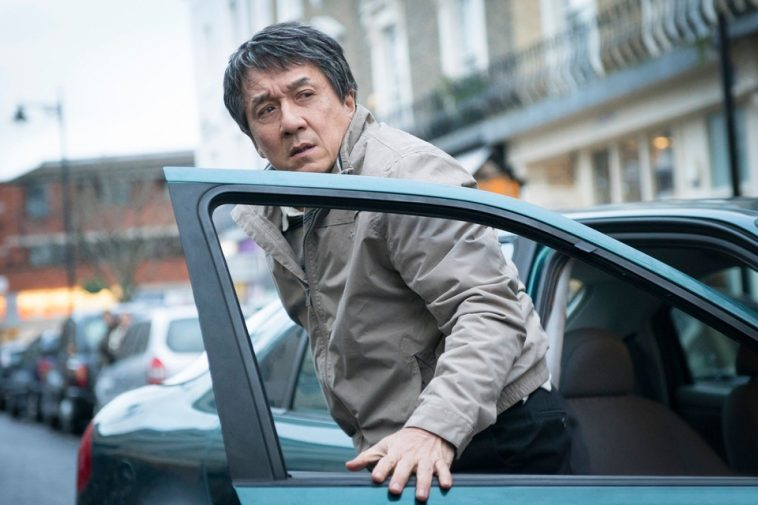 The Foreigner Movie Review