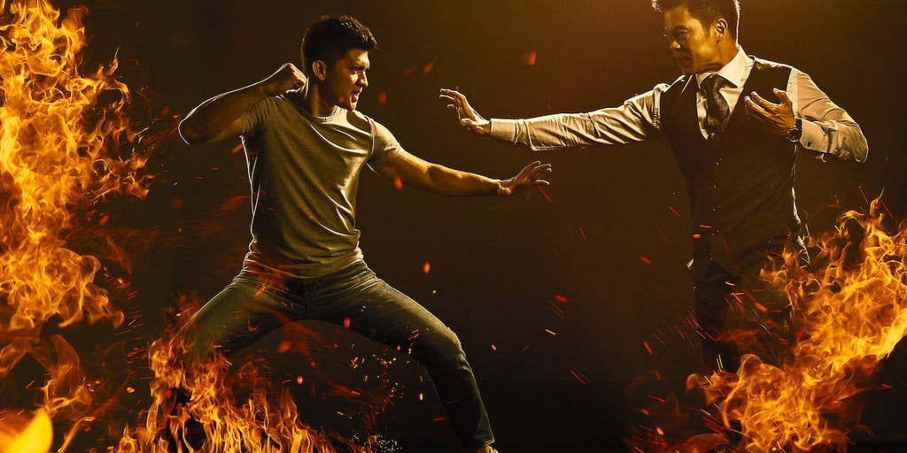 Wu Assassins tv series review