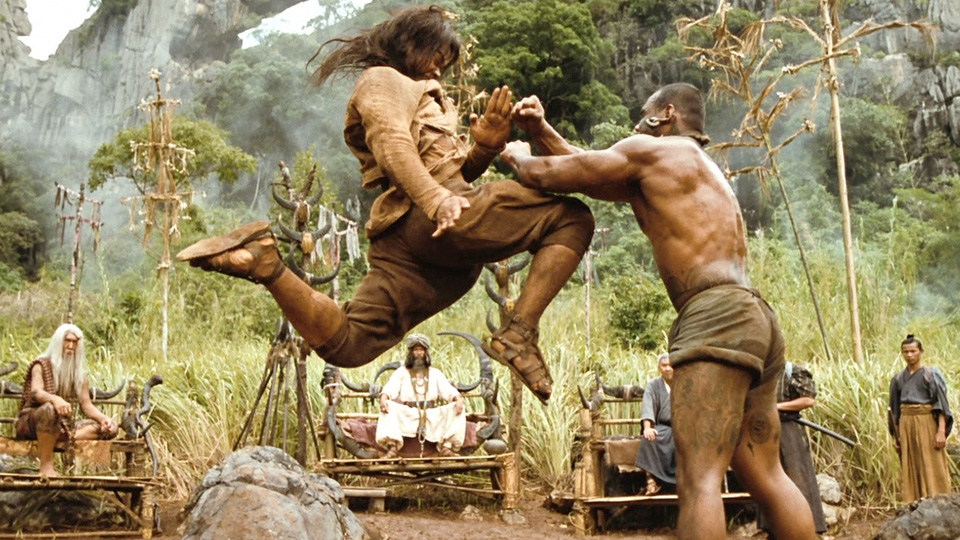 Ong Bak 3 movie review