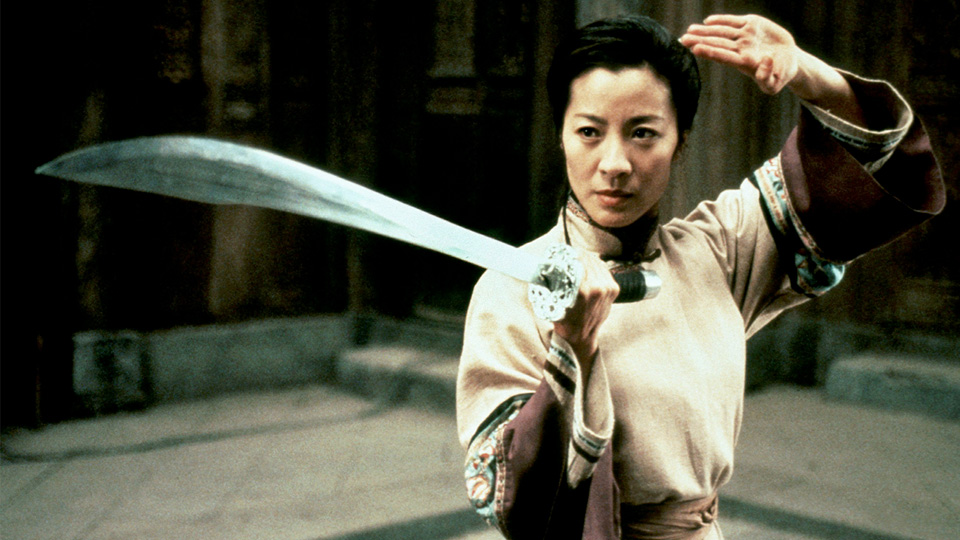 Crouching Tiger Hidden Dragon movie review