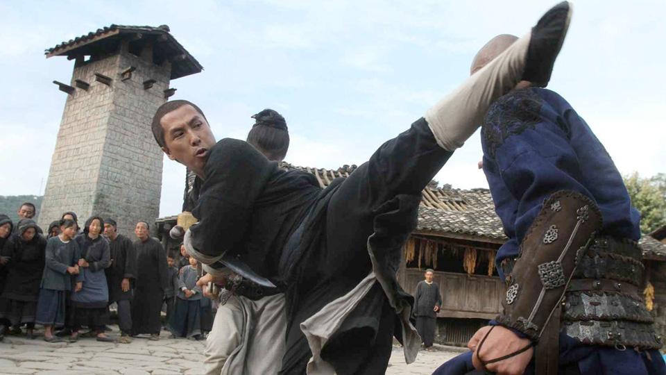 Wu Xia movie review
