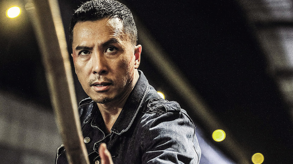 Donnie Yen returns to Hollywood as Noodle Man
