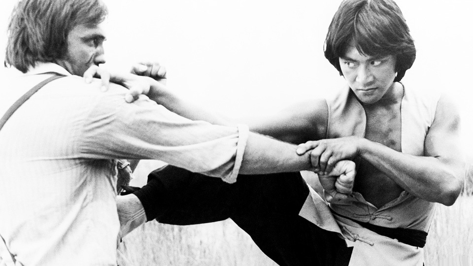 Billy Chong, Indonesian martial artist with Crystal Fist