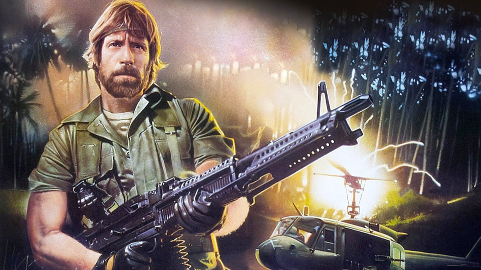 Rise and fall of a Lone Wolf Chuck Norris