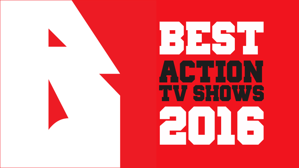 Best Action TV Shows 2016