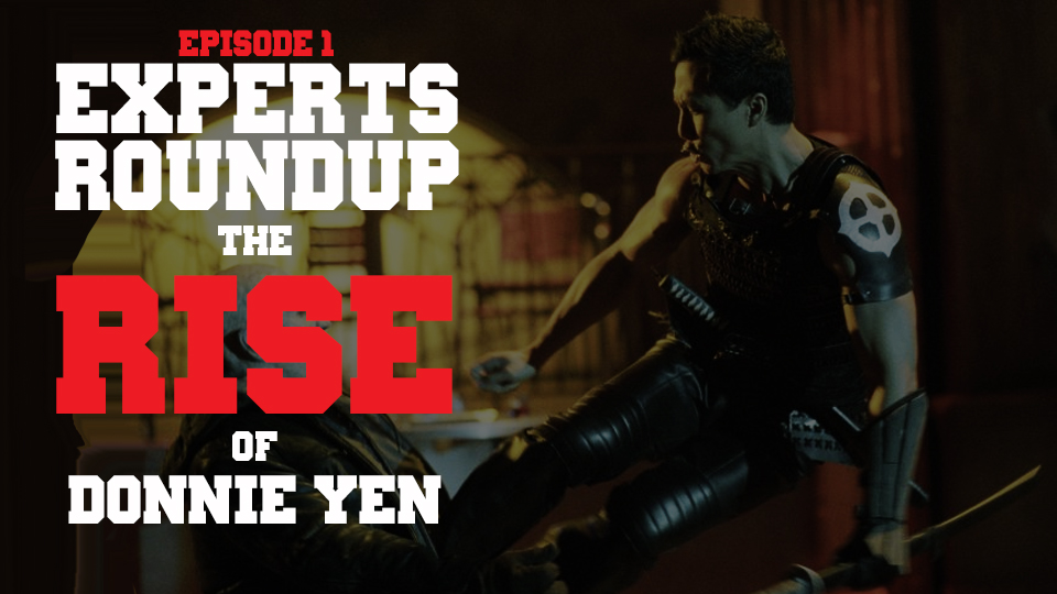 Experts Roundup – Episode 1: The Rise of Donnie Yen