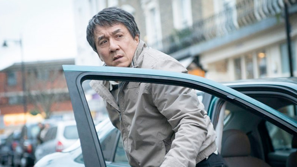 Jackie Chan is on a one-man explosive mission in The Foreigner