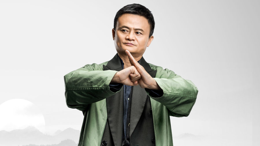 Jack Ma going toe-to-toe with legendary talents in GSD
