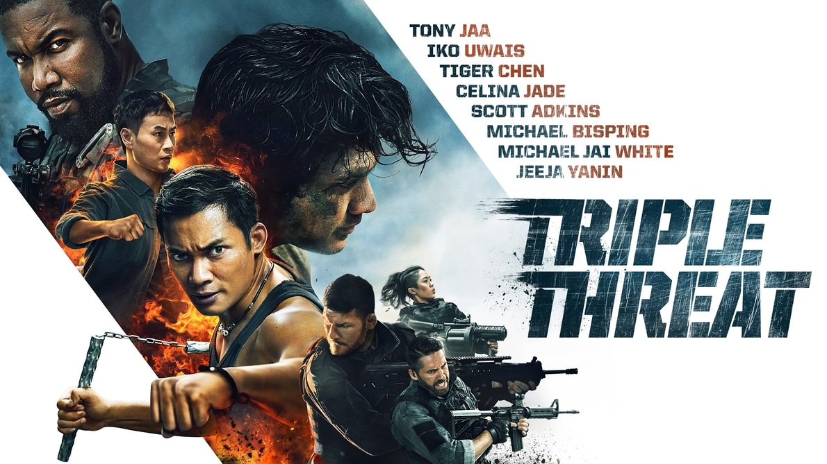 Triple Threat Movie Review