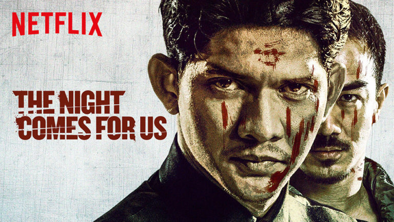 Night Comes For Us movie review