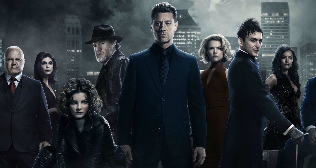 Gotham TV series Review