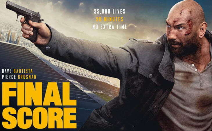 Final Score Movie Review