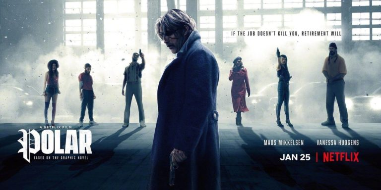 Polar Movie Review