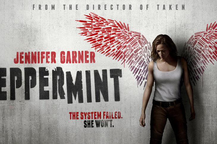 Peppermint Movie Review