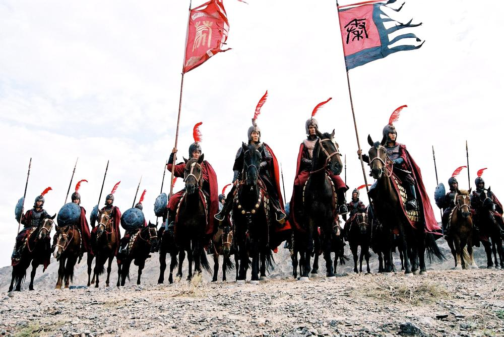 3 Martial Arts Movies with Impressive Horse Scenes