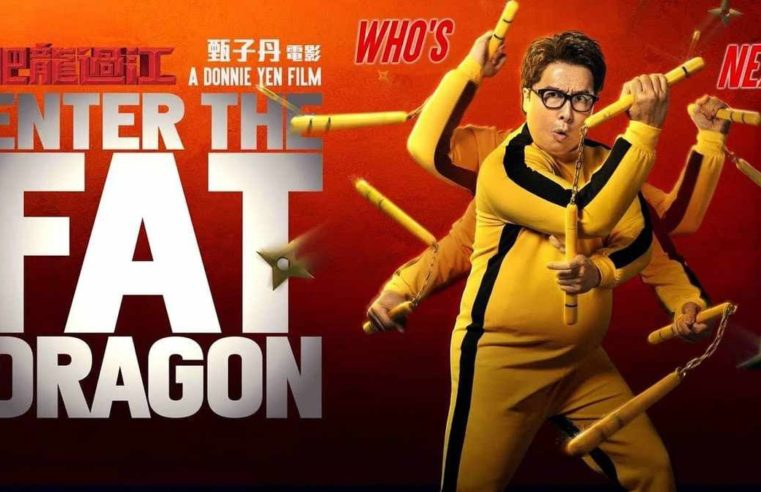 Enter the Fat Dragon movie review