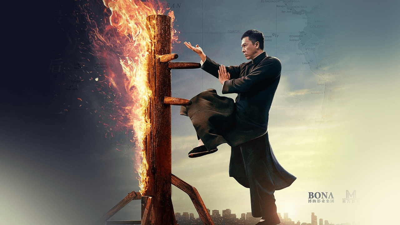 Ip Man 4: The Finale Movie Review