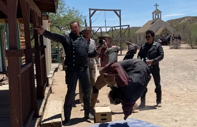 Assault on Rio Bravo has wrapped the production